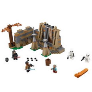 レゴ (LEGO) スター・ウォーズ マッツ城の戦い 75139 - おもちゃ