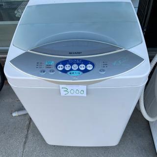 シャープ洗濯機 ES-C45  4.5kg