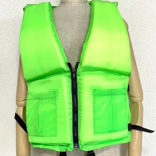 救命胴衣 ライフジャケット