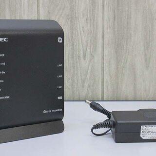 【ネット決済・配送可】ss1993 中古 NEC Wi-Fiルー...