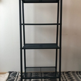IKEA LERBERG メタルラック