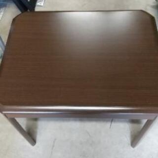 【中古品】中型こたつテーブル ブラウン