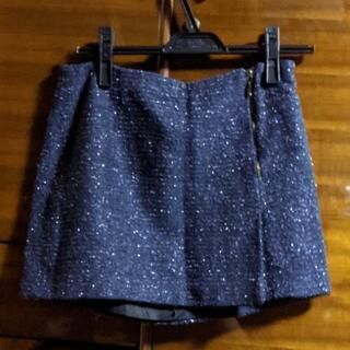 【古着】ZARA BASIC(ザラベーシック)ミニスカート