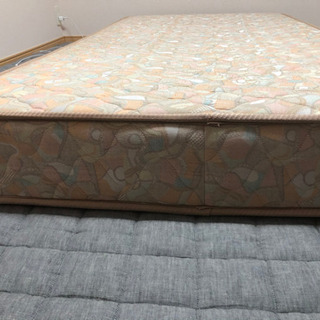 【シーリー】シングルサイズのマットレス【高級ベッドメーカー】 - 秩父市