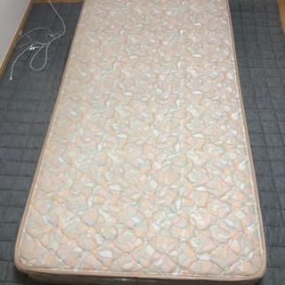 【シーリー】シングルサイズのマットレス【高級ベッドメーカー】 - 家具