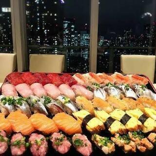 🌸春のタワマンお寿司🍣パーティー🎉参加費用値下げしました!
