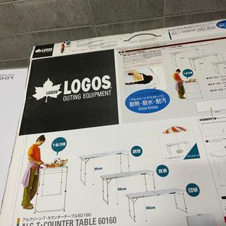 LOGOSテーブルです。