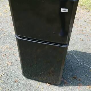 ハイアール 冷凍冷蔵庫 JR-N106K 14年式