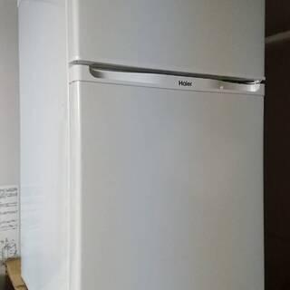 ハイアール 2ドア冷凍冷蔵庫 91L 14年製