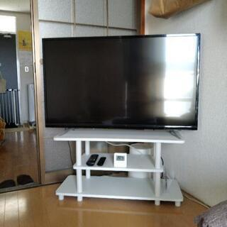 4Kテレビ43インチYouTube見れます