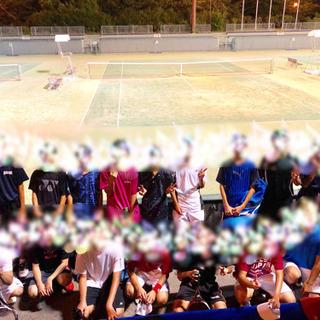 【中学部活動】ソフトテニス指導します