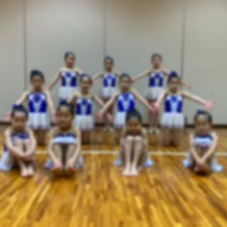 新体操教室*JOY新体操クラブ小平