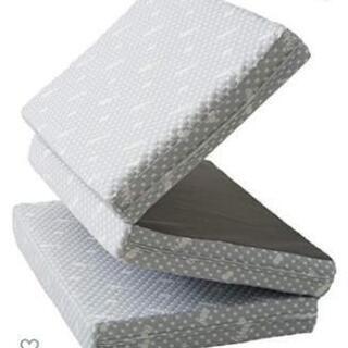 エムール マットレス シングル 高反発マットレス 三つ折り  の画像