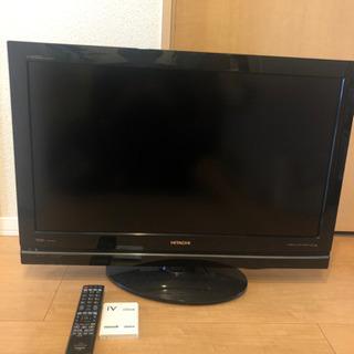 【ネット決済】お値下げ中!!日立 32型 wooo  液晶テレビ...