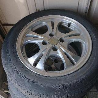 タイヤホイールセット 175 65 15  値下げ可