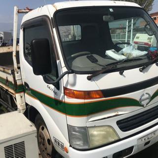 日野 トラック 最大積載量3000kg         垂…
