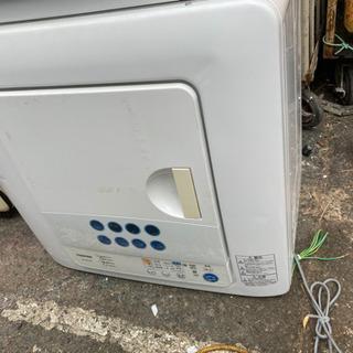 【値下げ】 乾燥機 4.5kg 東芝 2009年 ED-45C