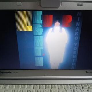 【良品快適】PanasonicレッツノートNX Core i3/SSD - 売ります・あげます