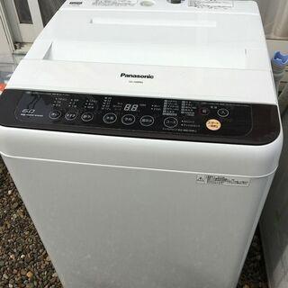 【ネット決済】パナソニック 洗濯機 NA-F60PB9 6kg ...