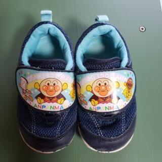 (お話し中)アンパンマンの靴です🎵