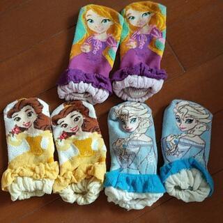 プリンセスの靴下12-15cm