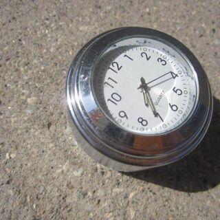 バイク専用時計 新品未使用