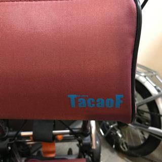 【シルバーカー Tacaof】ブレーキ付き - 自転車