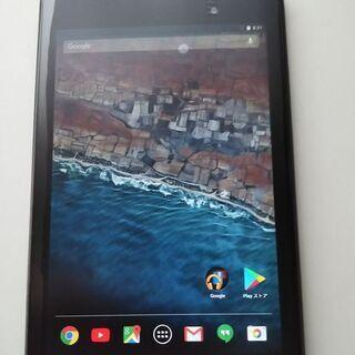 【ネット決済・配送可】ネクサス7 ASUS Nexus7 ( 2...