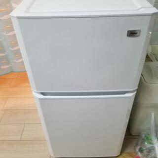 冷蔵庫 Haier106L