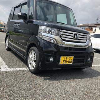Nボックス カスタム GL 美車 71万→67万値下げ