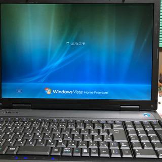 ジャンクパソコン17インチとNB100とDVD-Rです。
