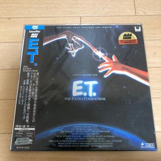 ET レーザーディスク
