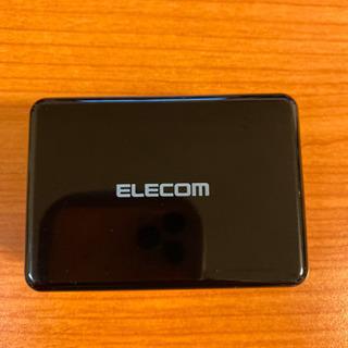 ELECOM 30W PD対応 USB AC充電器 6,0…