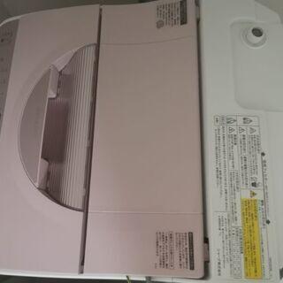 配達可能 洗濯機 SHARP ES-TX5A-P 5.5K シャ...