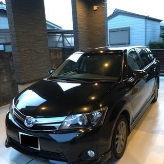 トヨタ カローラフィールダー ハイブリッドG 黒 WXB 特別仕様車