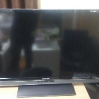 シャープ 3Dテレビ 40インチ
