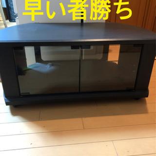 テレビ台 ブラック テレビボード