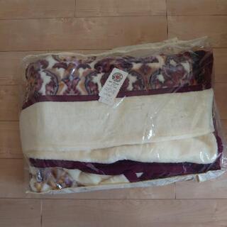 【未使用】izumiotsu シングルサイズ毛布