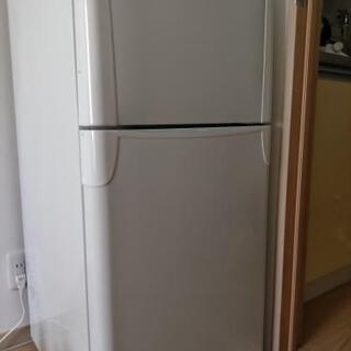 【無料でお譲りします】TOSHIBA 冷蔵庫