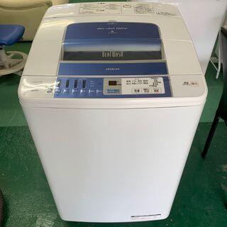★日立★洗濯機 7kg BW-7PV 2012年 動作OK 生活家電