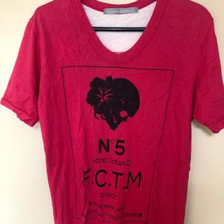 値下げ中!FranCisT_MOR.K.S. メンズ Tシャツ