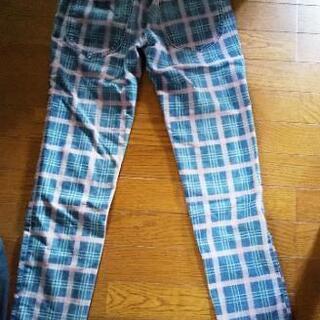 160cm WASK 男女児兼用パンツ