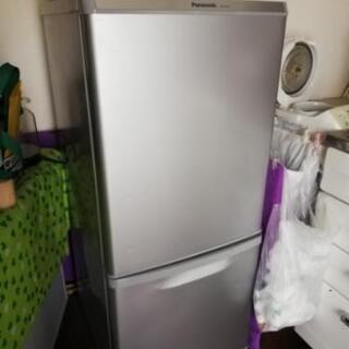 【値下げ】Panasonic パナソニック 138L 冷蔵庫 N...