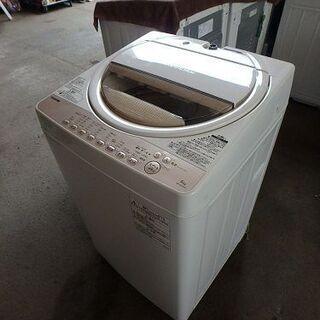 ★ガッツリ清掃済み☆2016年製☆6kg東芝 洗濯機 AW-6G...