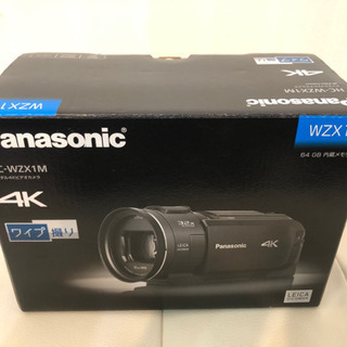 Panasonic デジタル4Kビデオカメラ(値下げしまし…