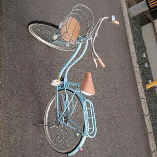 【ネット決済】自転車 女児(小4~小6)用 譲ります。
