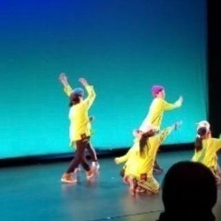 小川村にてキッズダンス