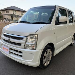 【ネット決済】総額9.8万円 ワゴンR FX-S リミテッド 車...