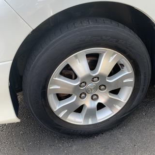 【ネット決済】トヨタ アルファード 純正 タイヤ ホイール 4本セット