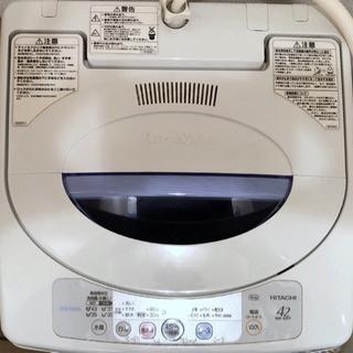 洗濯機を0円でお譲りします!(明日締切)